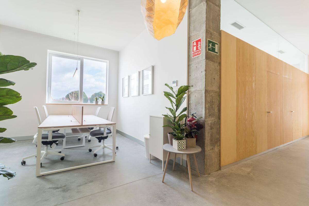 Área Coworking en Trebella