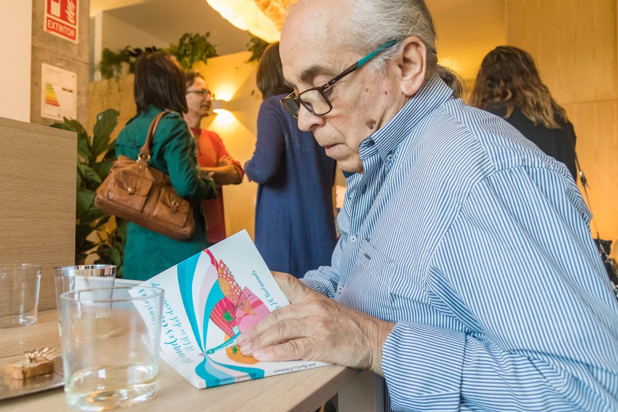 Presentacion libro hilvanados caminos9