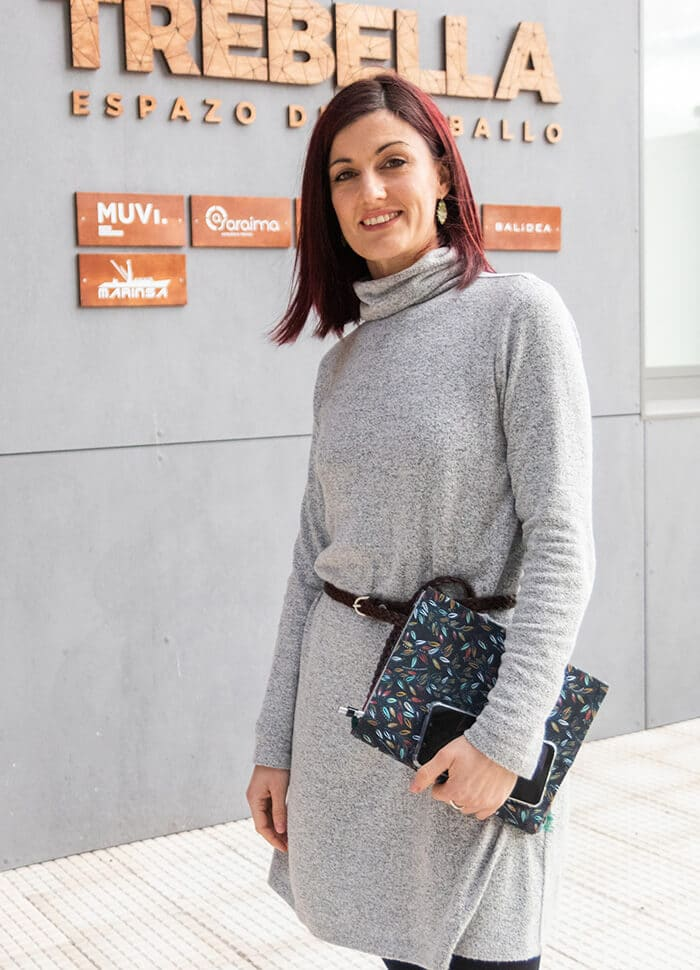 Ana Álvarez fachada trebella
